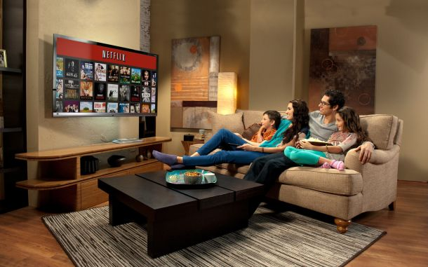 Netflix To Demonstrate 4K Streaming At CES 2014