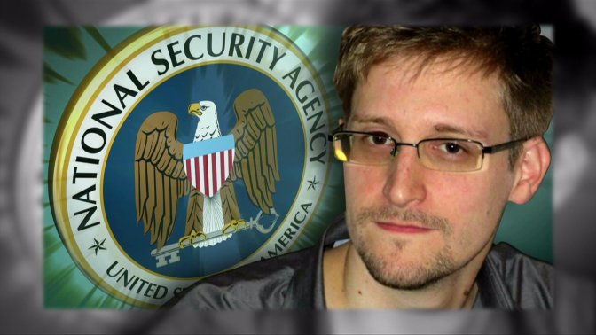 Snowden Acknowledges 'Mission Accomplished'