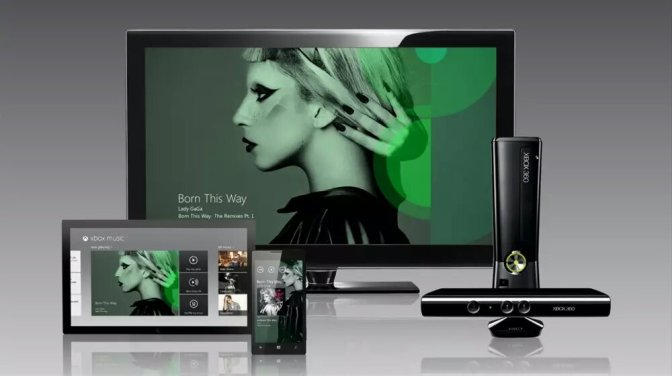 Microsoft Launches Standalone Xbox Music and Video Apps