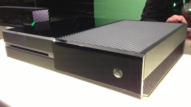 Xbox One Went Thru Many Prototypes For Final Design