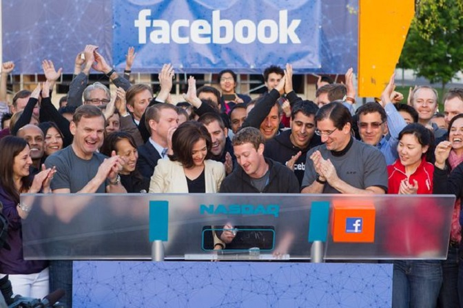 Facebook Releases Impressive Financial Results Earlier Today