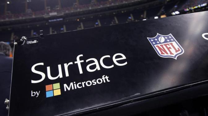 Microsoft's First Nationwide Superbowl Commercial (video)