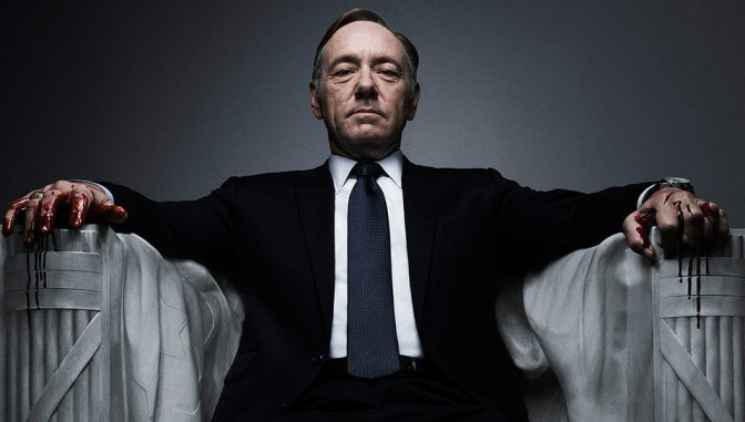 Season Three For 'House of Cards' Already Approved By Netflix